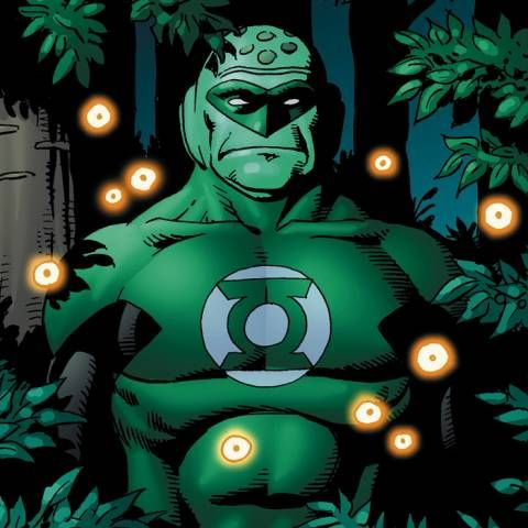 Green Man screenshots, images and pictures - Comic Vine