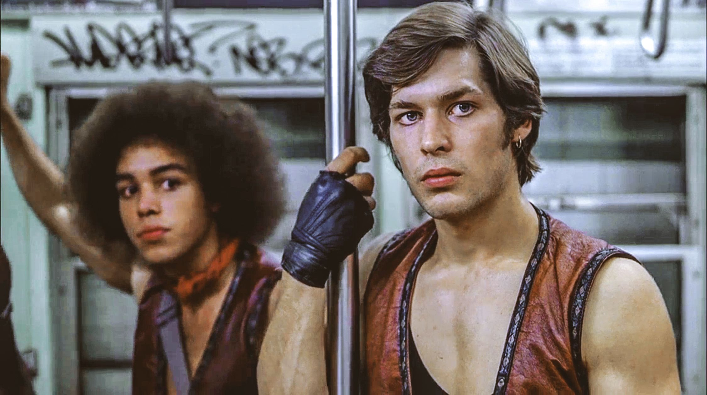 The Warriors movie [1979] Rembrandt and Ajax  | The Warriors