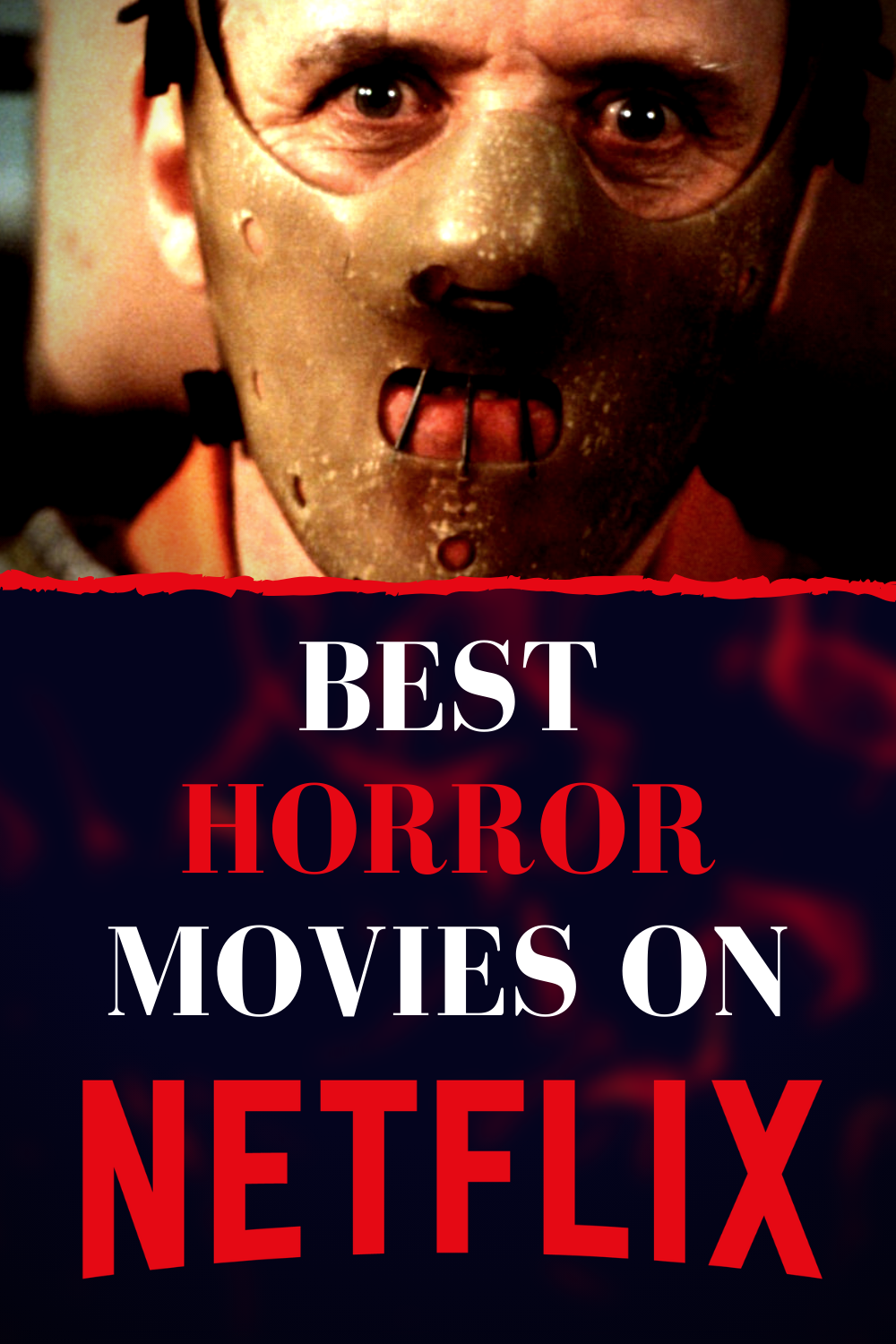 BEST HORROR MOVIES ON NETFLIX! in 2020 Best horrors