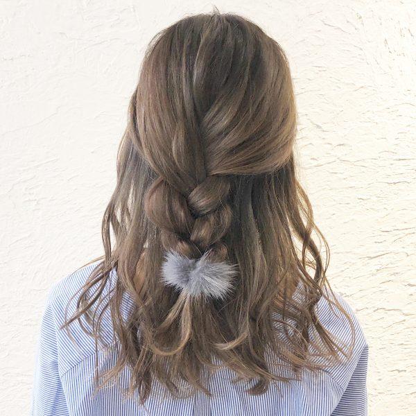 ミディアムの簡単ヘアアレンジ特集 大人女子のおしゃれな髪型を一挙大