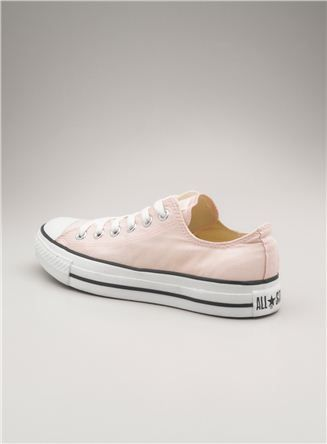 Light Pink Converse Sneaker | SHOES | Pink wedding shoes