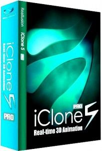Reallusion iClone 5 serial | Reallusion iClone 5 5 + Crack Download