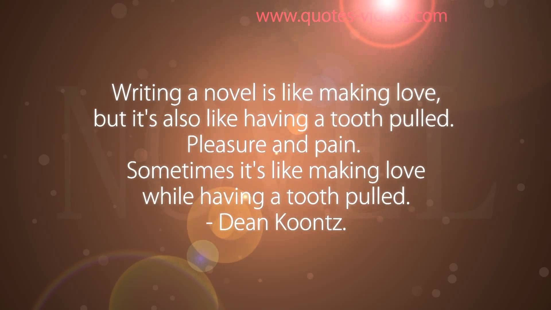 053 Writing Quotes | Novel Writing Advice Quotes | Famous Authors