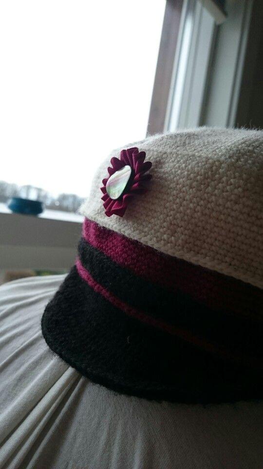 #homemade #crochet #student2015 #studenterhue #hæklet