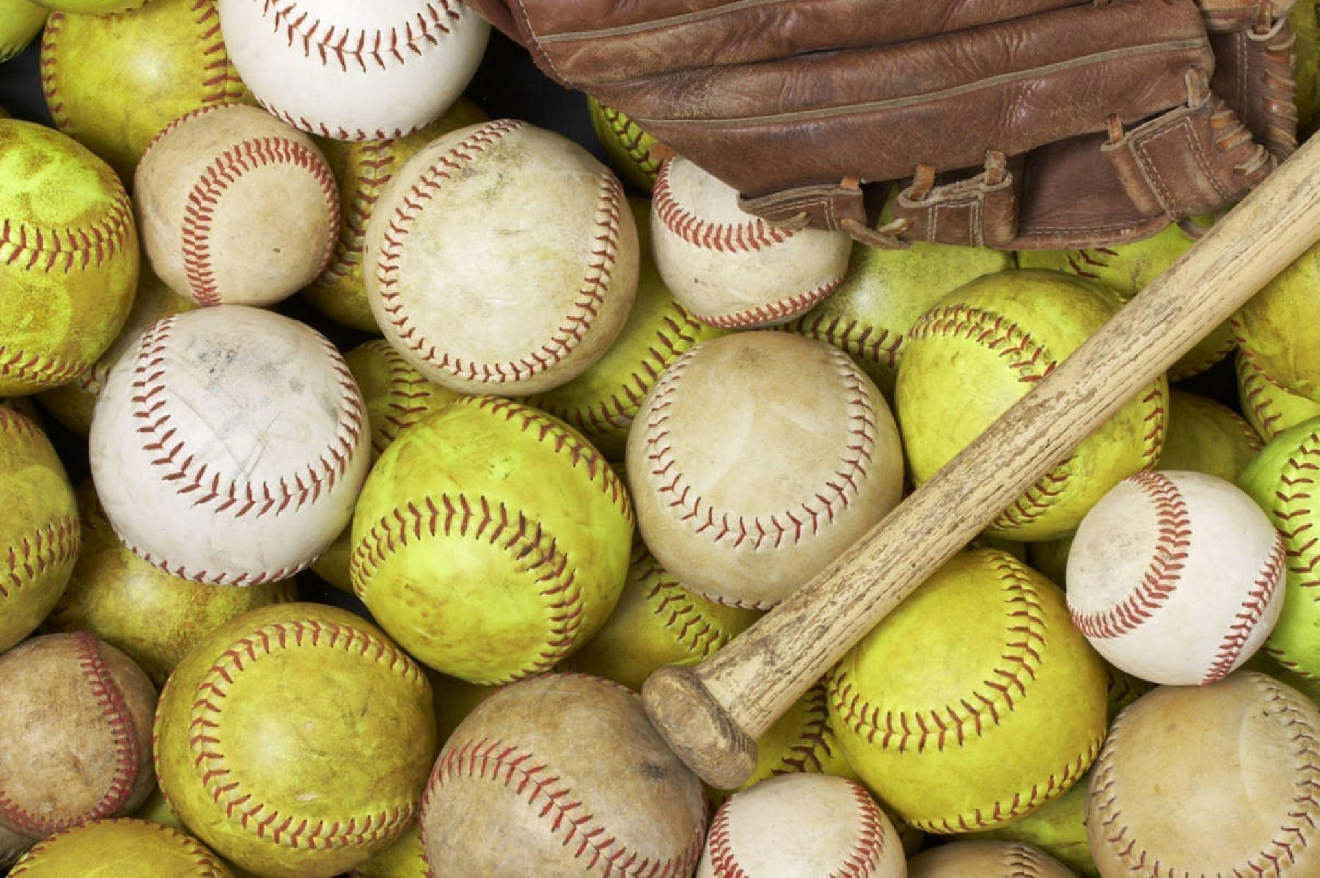 Softball Wallpapers 52 Images Softball Backgrounds Softball Baseball Wallpaper