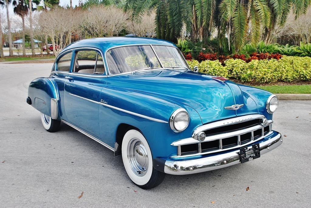 All American Сlassic Сars • 1949 Chevrolet DeLuxe