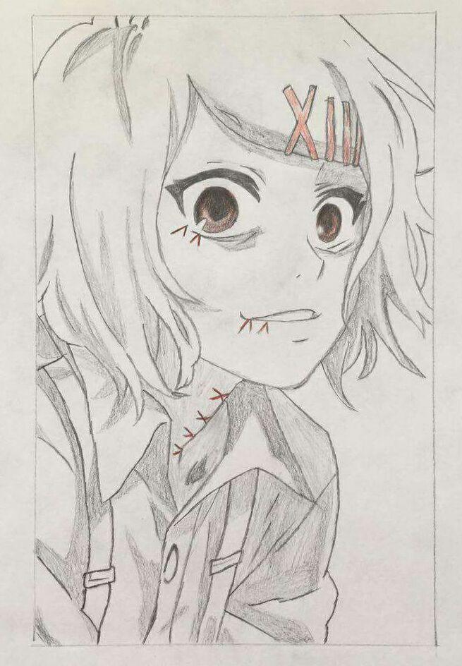Photo of Mé kresby aneb neumím nic než oči