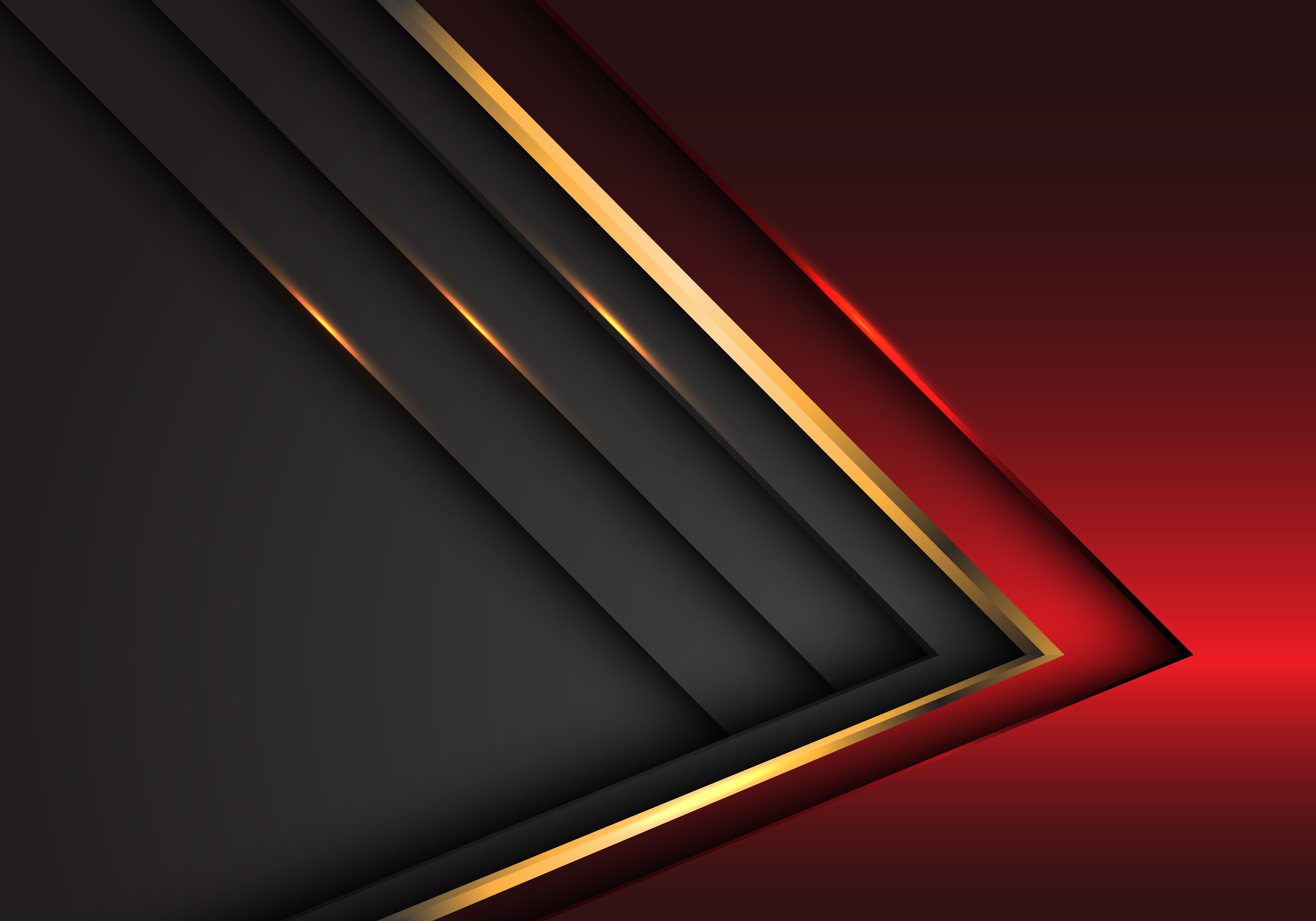 Line Red Grey Background Gold Background 5k Wallpaper Hdwallpaper Desktop In 2021 Black And Blue Wallpaper Hd Wallpaper Wallpaper