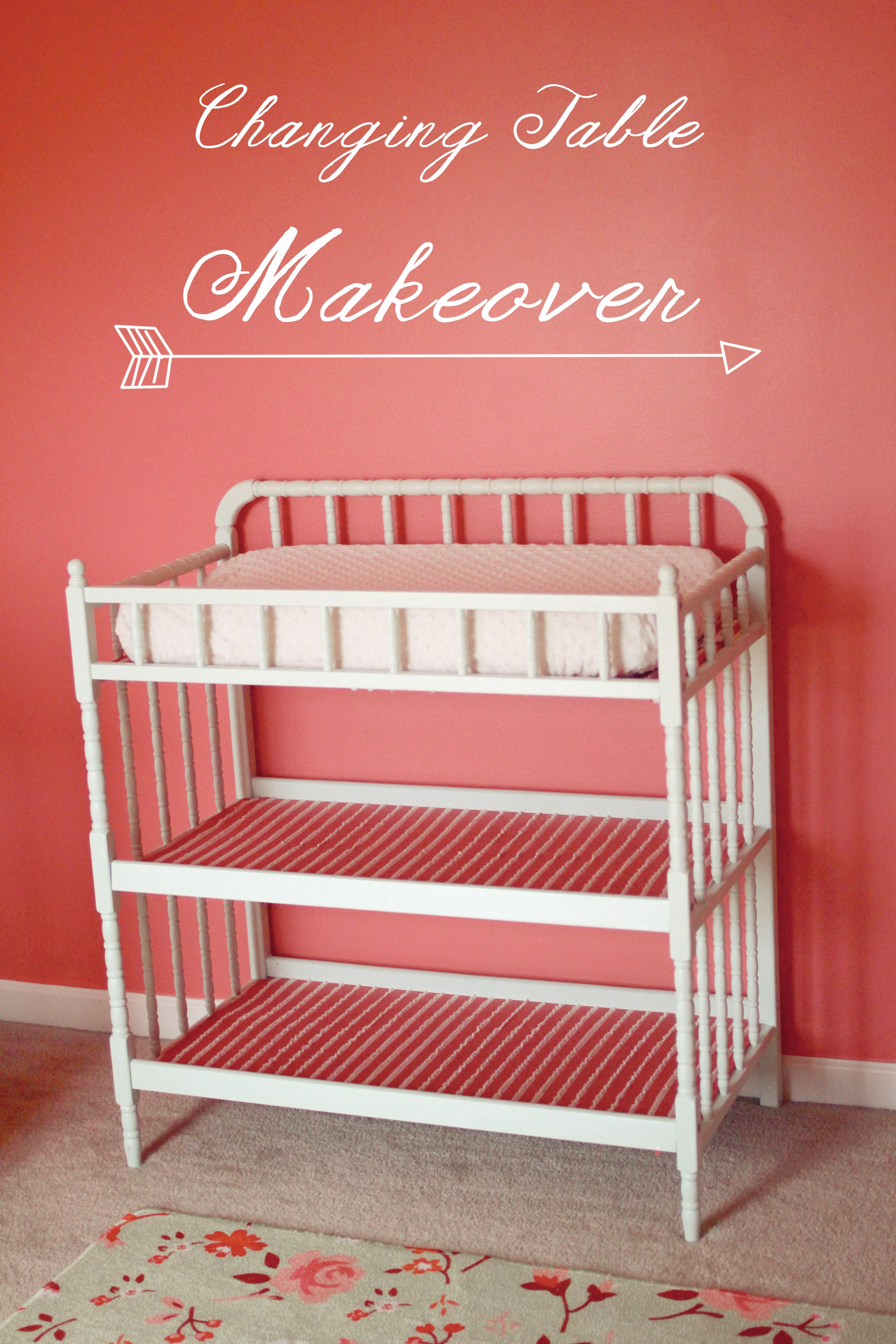 Genial Changing Table Makeover C And Mint Nursery Tessodriscoll But We