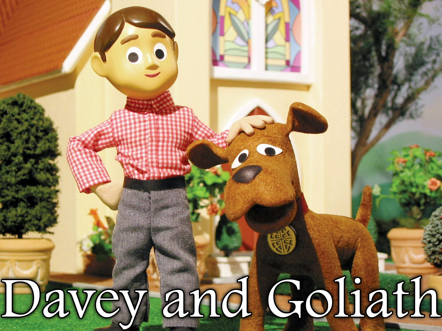 Davy and goliath my brother and i loved this show my