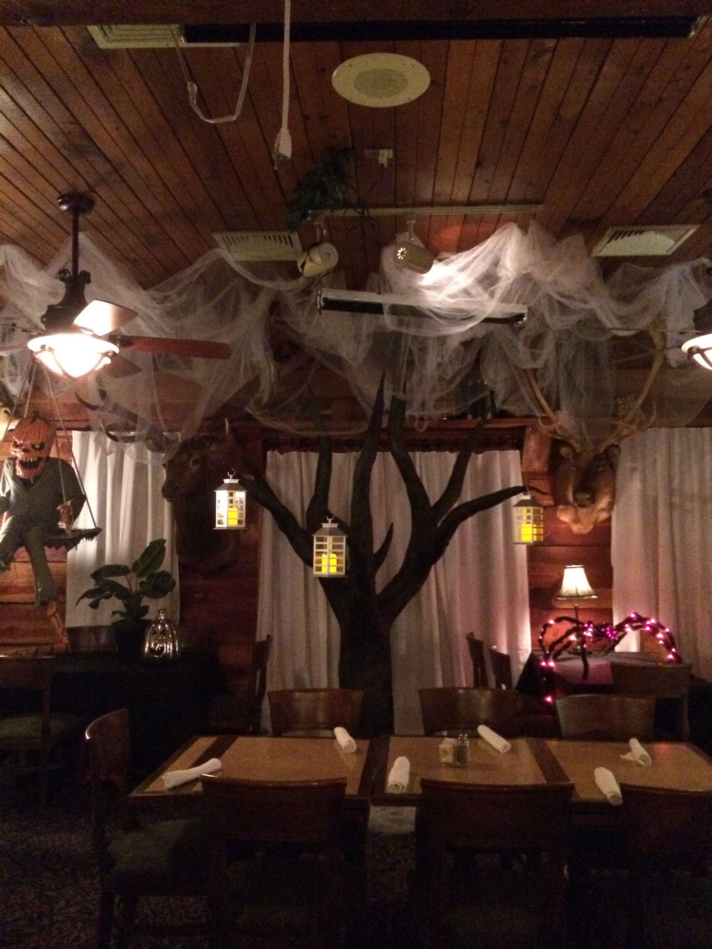 Cape May Halloween.Menz Restaurant Stop In During The Month Of October For A