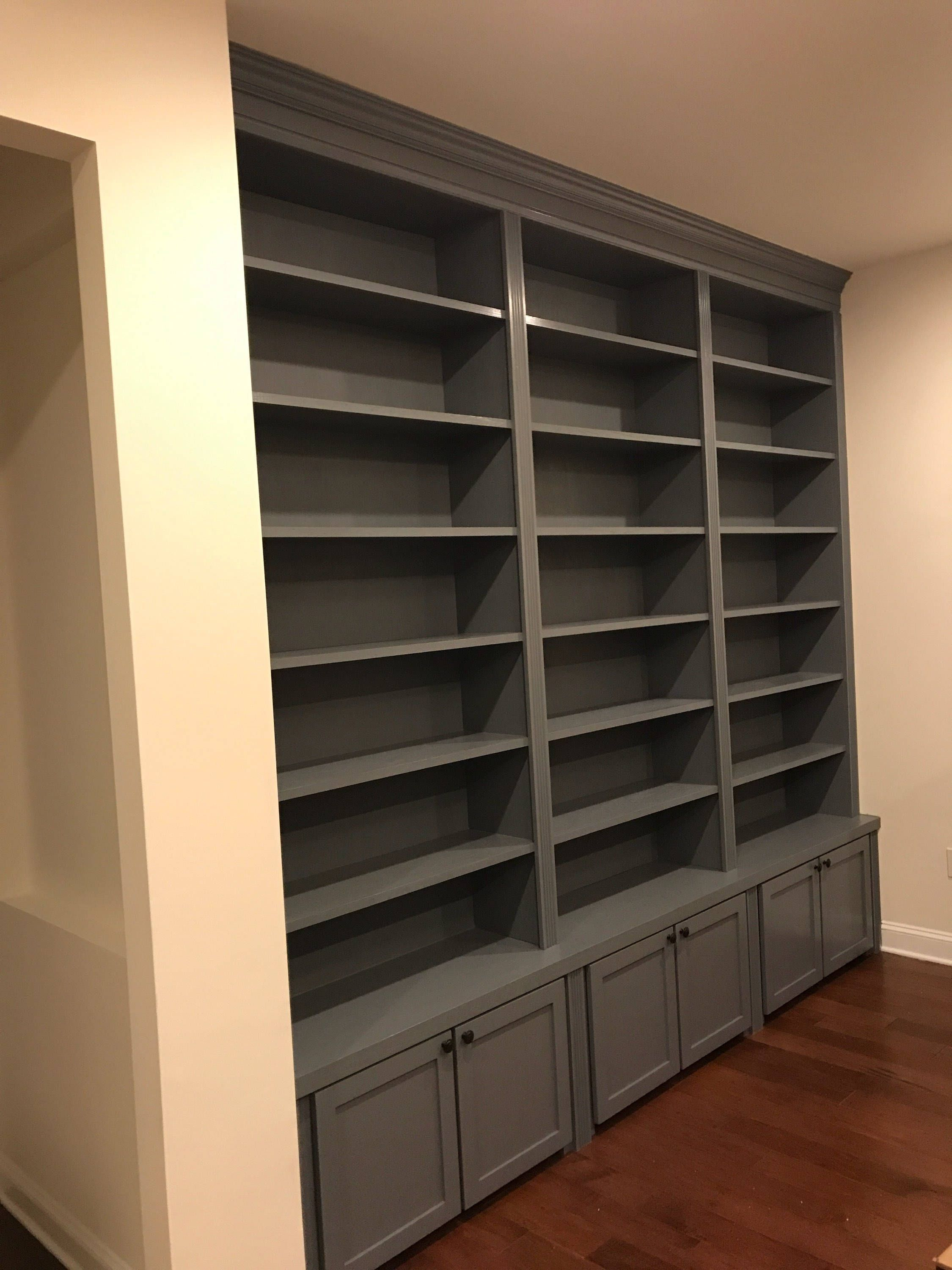 Book Shelves En 2020 Diseno De Estanteria Closet Para