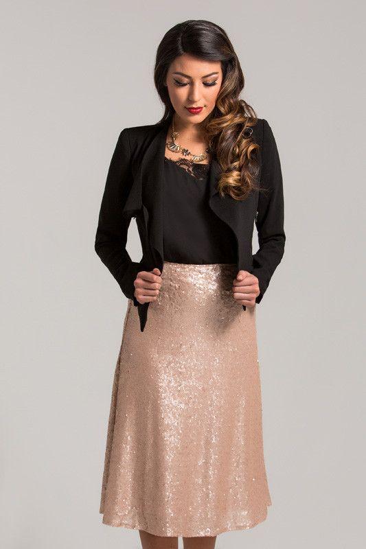 Midi Skirt – Morning Lavender | Dear Santa... | Pinterest | Skirts ...