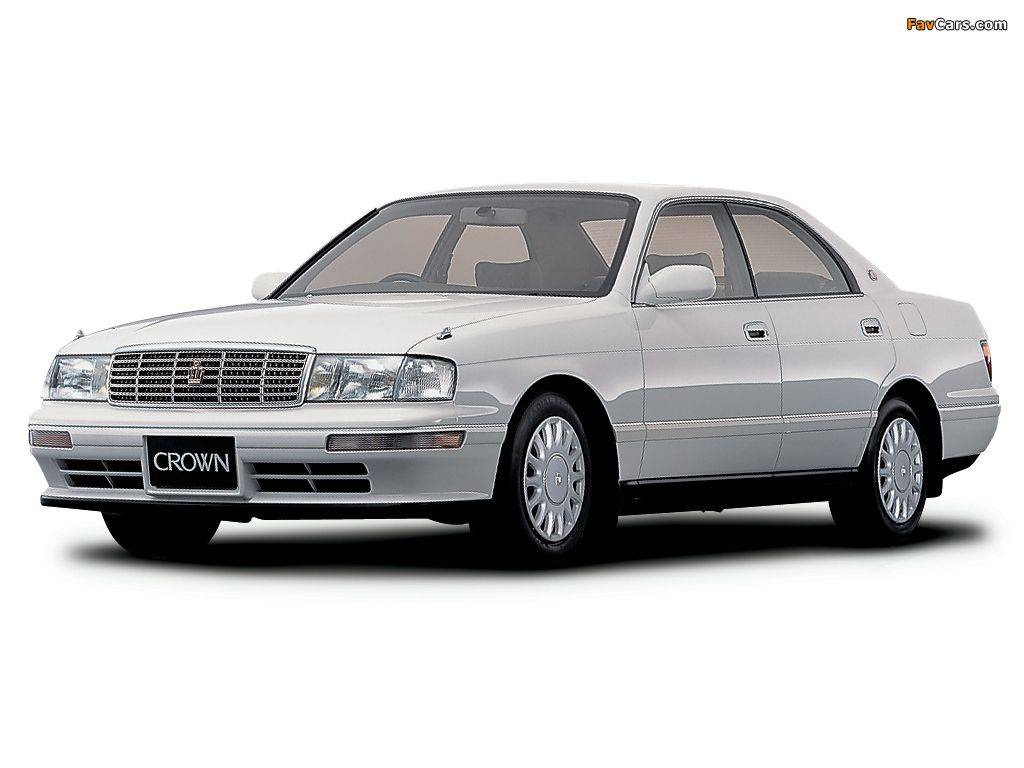 Wallpapers Of Toyota Crown S140 1993 95 1024x768 Toyota Crown Toyota Japanese Cars
