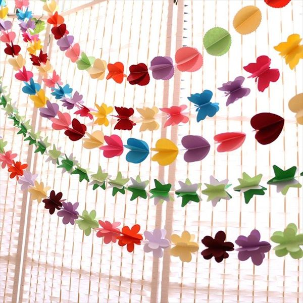This amazing summer decoration is a perfect idea for your Tiki party decor. Summer is all about the fun so move ahead make a party with your friends with this special handmade garland decorations. You can also use these pop of color garlands for your outdoor party and can enjoy outside of your home like indoor party enjoyments. This a very cheap idea to decorate your home in summer for your birthday or wedding party.