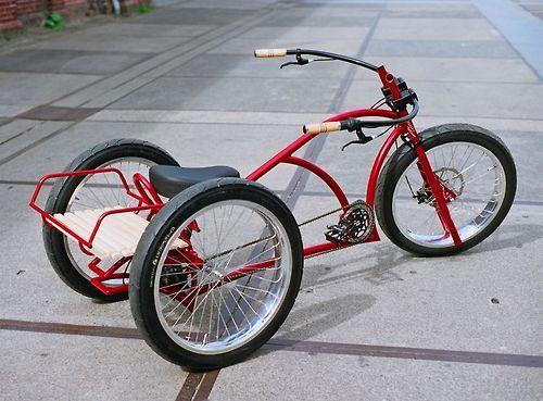 yopla via the bike life crew red bicycles pinterest fahrrad pedelec und motorrad. Black Bedroom Furniture Sets. Home Design Ideas