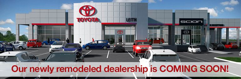 Raleigh Car Dealerships >> Leith Toyota Raleigh North Carolina Toyota Dealer Photo