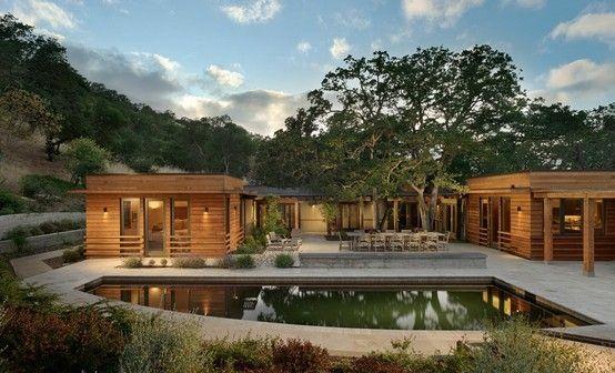 love the u shaped ranch house!lynn the king of bathroom hygiene