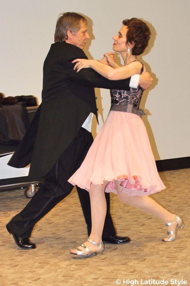 9c60e0db217 couple dancing in formal wear  JJsHouse  motherofthebridedress   fashionover40