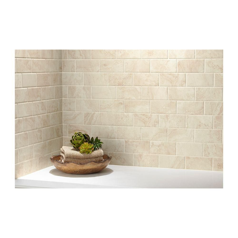 Marazzi developed by nature rapolano 3 in x 6 in glazed ceramic explore ceramic wall tiles glazed ceramic and more dailygadgetfo Choice Image