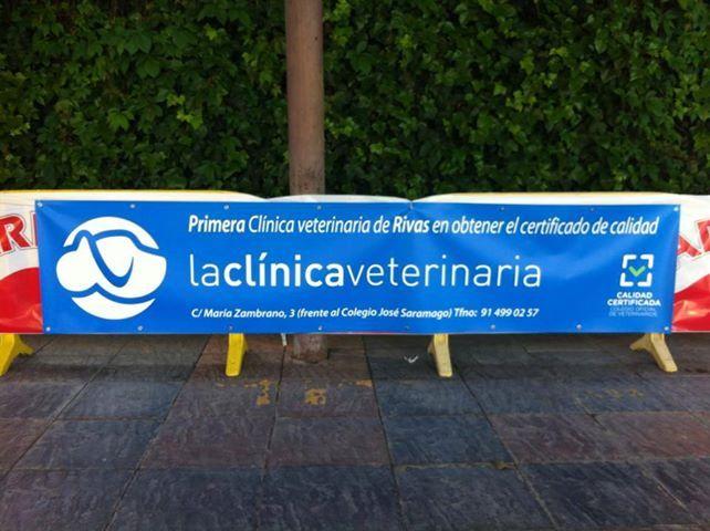 Nuestra clínica veterinaria tuvo presencia en el concurso canino de Rivas 2013