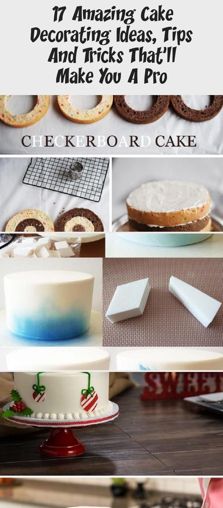 amazing cake decorating supplies