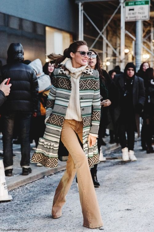 Olivia Palermo NYFW FALL 2015 by  collagevintage (NAIMA BARCELONA ... 0d6e8103629