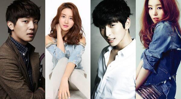 Korean dramas with korean idols dating