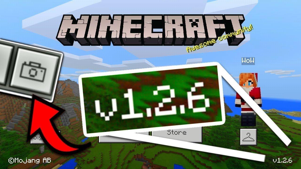 minecraft 1.2 6 free download