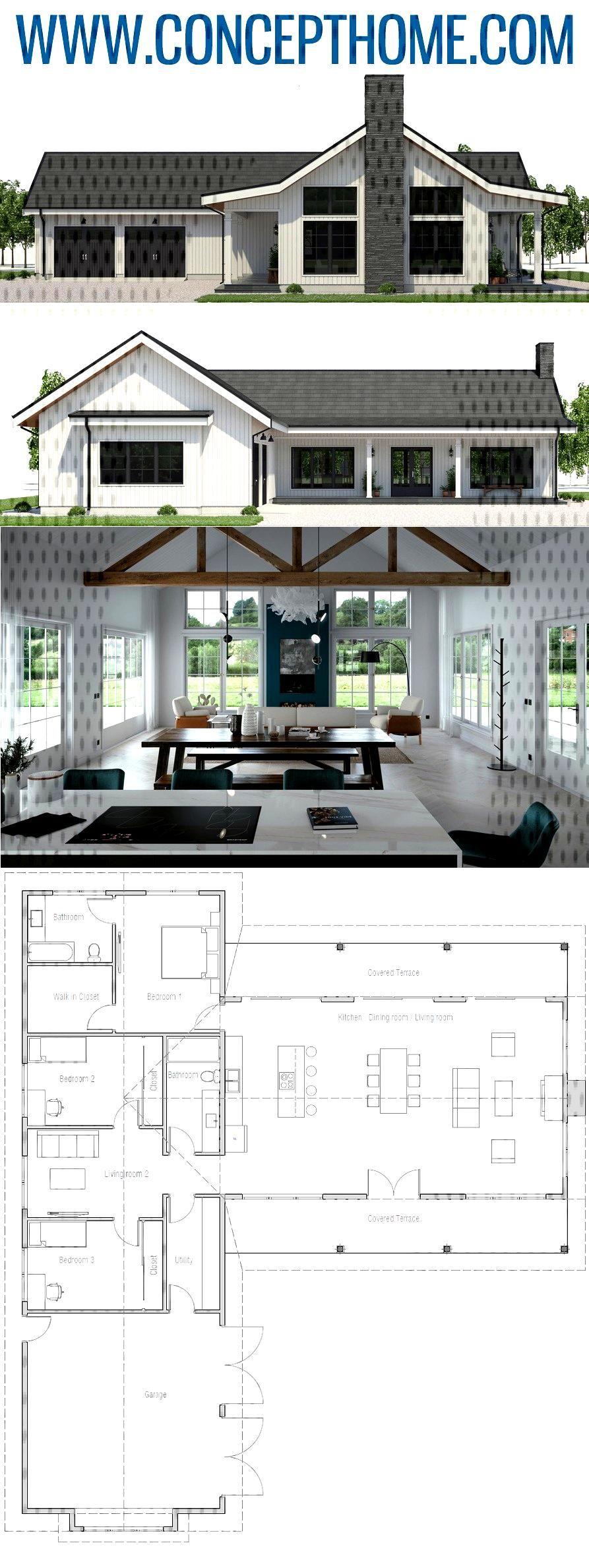 Home Plan CH567