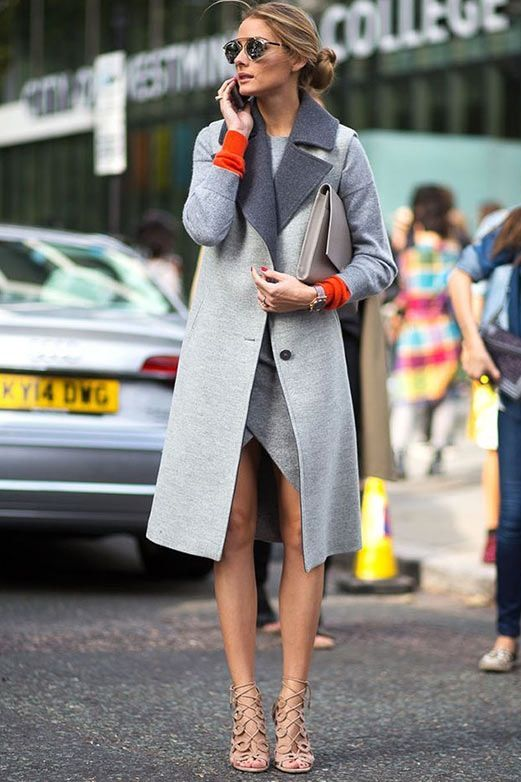 12 Style Tricks We Stole from Olivia Palermo via @PureWow