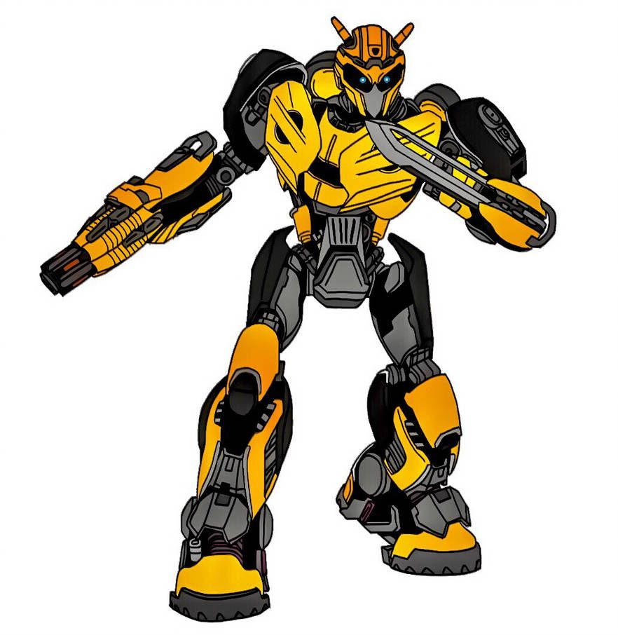 Bee Drawing 127 By Bumblebee Prime Transformers Characters