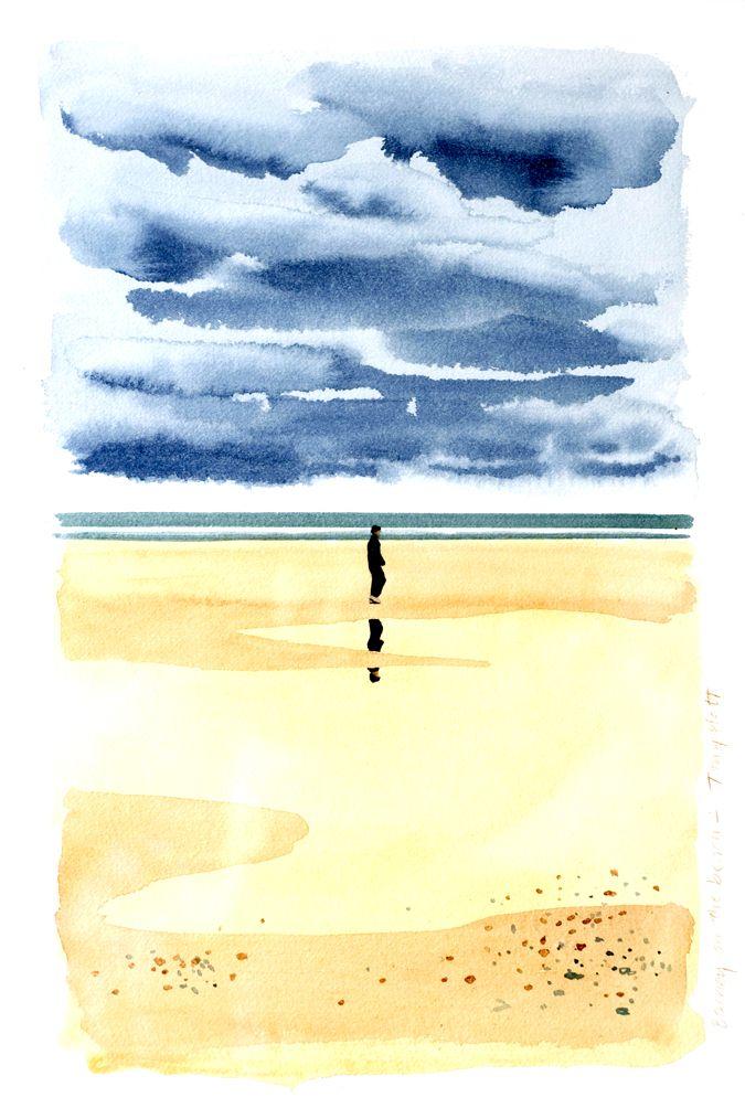 Barney on the beach tonyhatt.co.uk