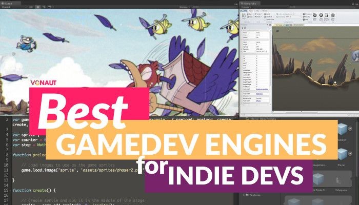 The Best Game Engines for Aspiring Game Developers