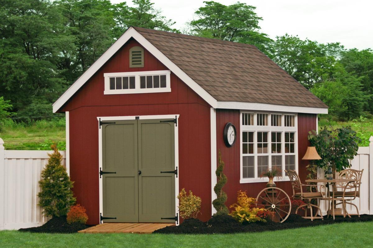 Hangar En Kit Bois premier workshop shed | abri de stockage, rangement jardin