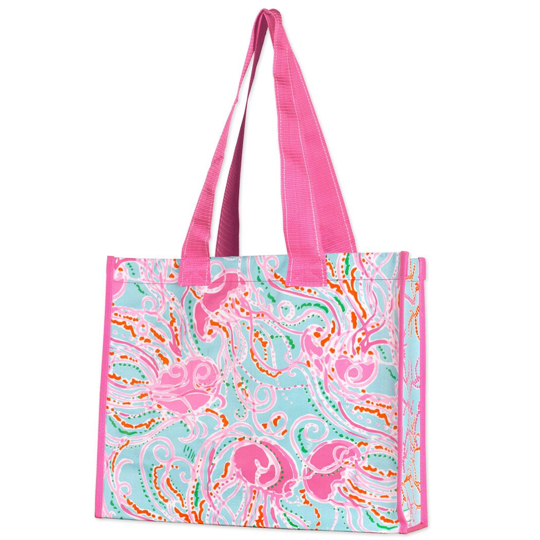 29f2a73dca9abd Lilly Pulitzer Market Tote - Jellies Be Jammin   Great gift ideas