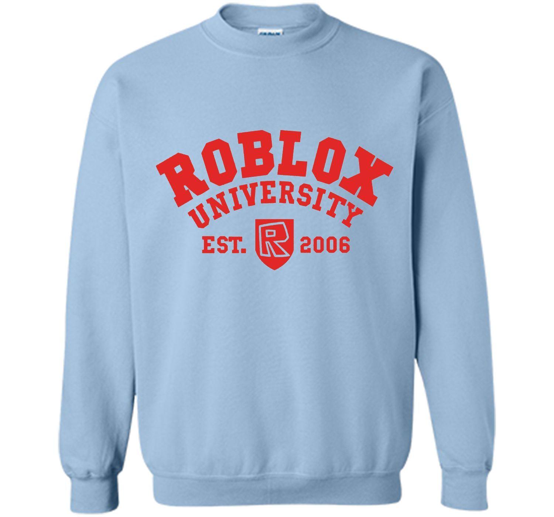 Roblox University T Shirt Shirt Printed Shirts Shirts Graphic Sweatshirt [ 1400 x 1500 Pixel ]