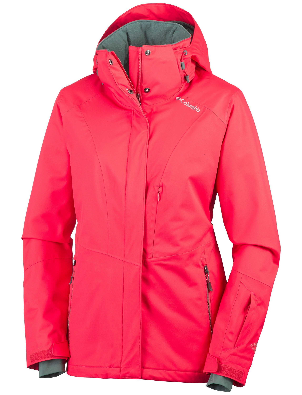 Columbia Ladies Ski /& Winter Jacket Perdida Glade