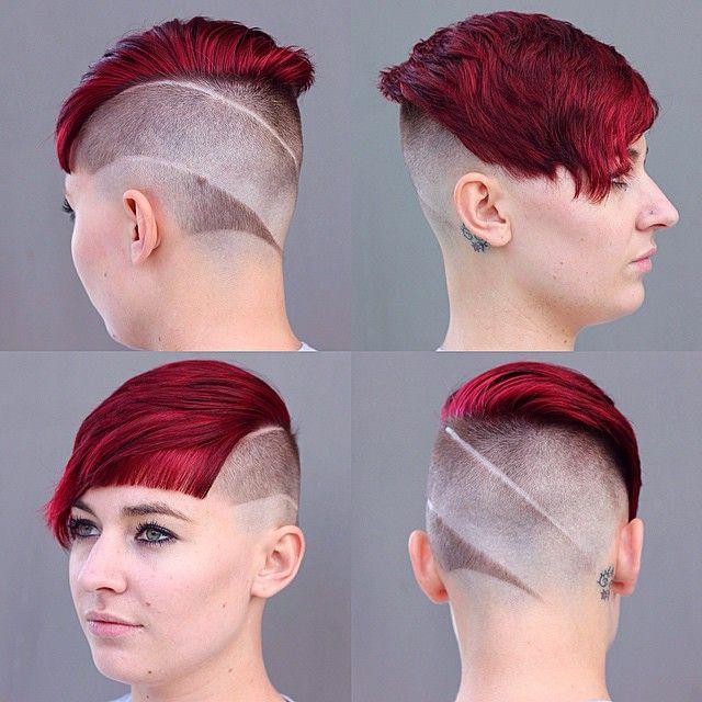 Square layers up top with a nice fringe and some clipper work on sides✌️#fernthebarber #paulmitchell #paulmitchelltheschool #pmts #pmtscostamesa #paulmitchellschools #hairnerd #hairbrained #behindthechair #graduation #shorthair #lines #haircut #haircutter #hairart #modernsalon #sassoon #scissorsalute #barbershopconnect #alwayslearning #practiceyourcraft #education #barber #fade #barberlife