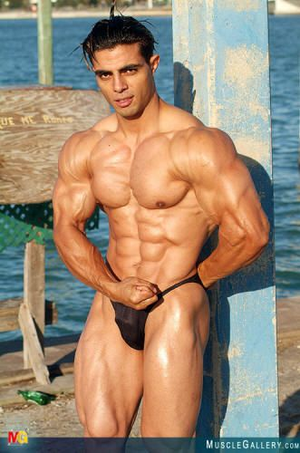 Tamer El Shahat In Tiny Black Panties Underwear Black Men Black Guys