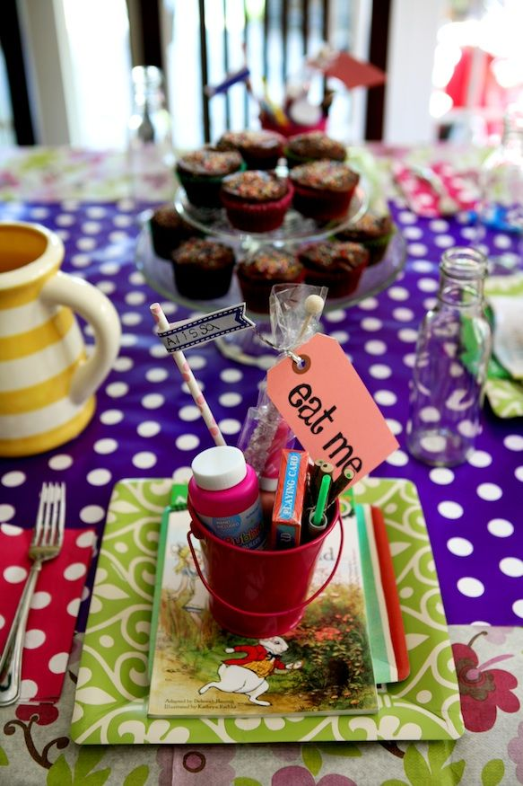 Alice In Wonderland Party Favor Teatime Aliceinwonderland Partyfavors Teaparty Alice In Wonderland Tea Party Wonderland Party Alice In Wonderland Party