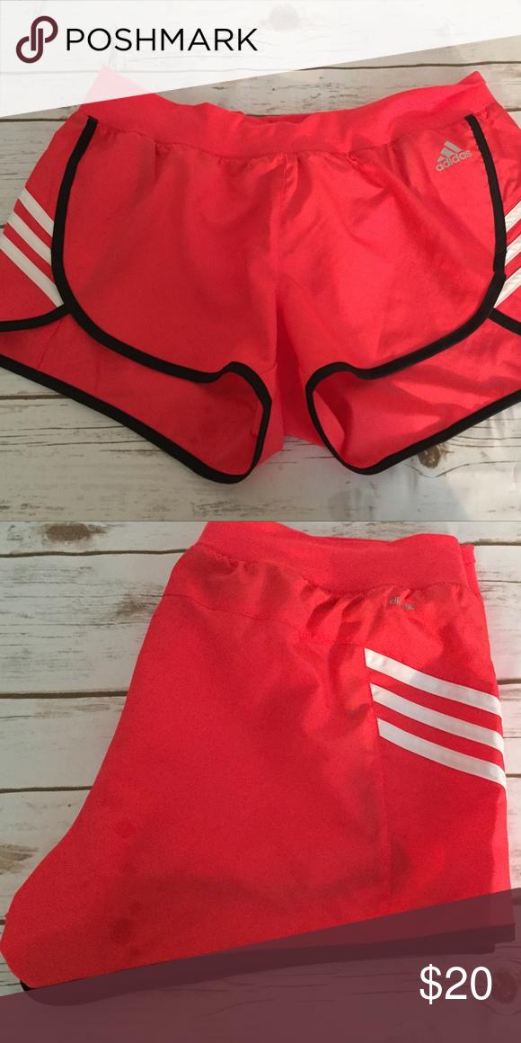 official photos 67720 b75d7 Athletic Women's Adidas Run Shorts NWT Size Medium Women's ...