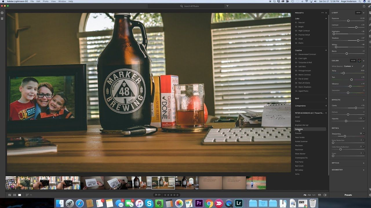 How to Use Peter McKinnon LIGHTROOM PRESETS with the NEW Adobe