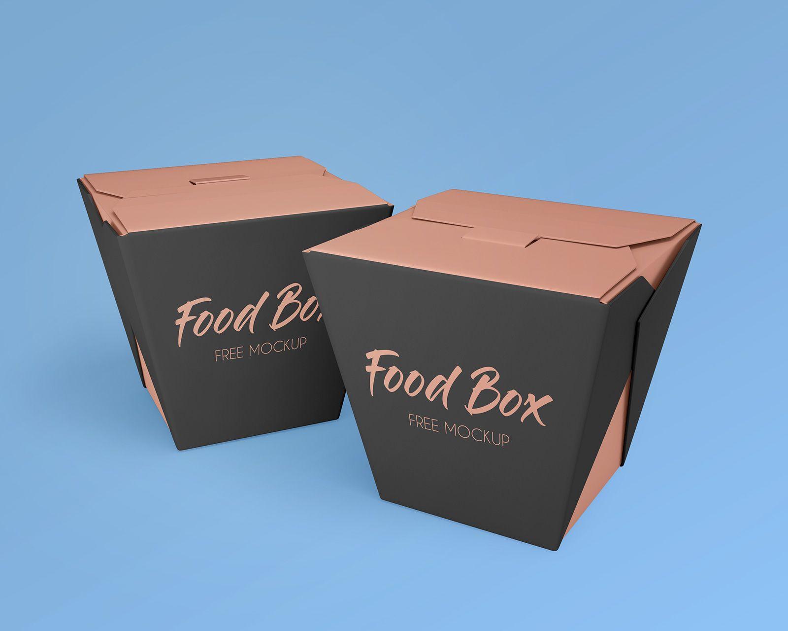 Download Pin Di Food Box Packaging