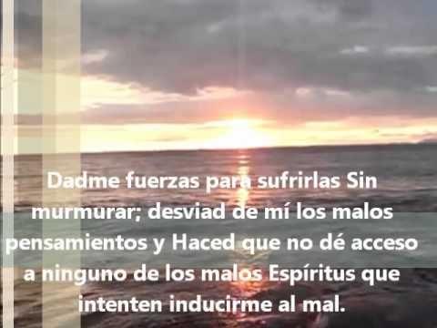 Oracion a Los Espiritus Protectores - Soy Espirita