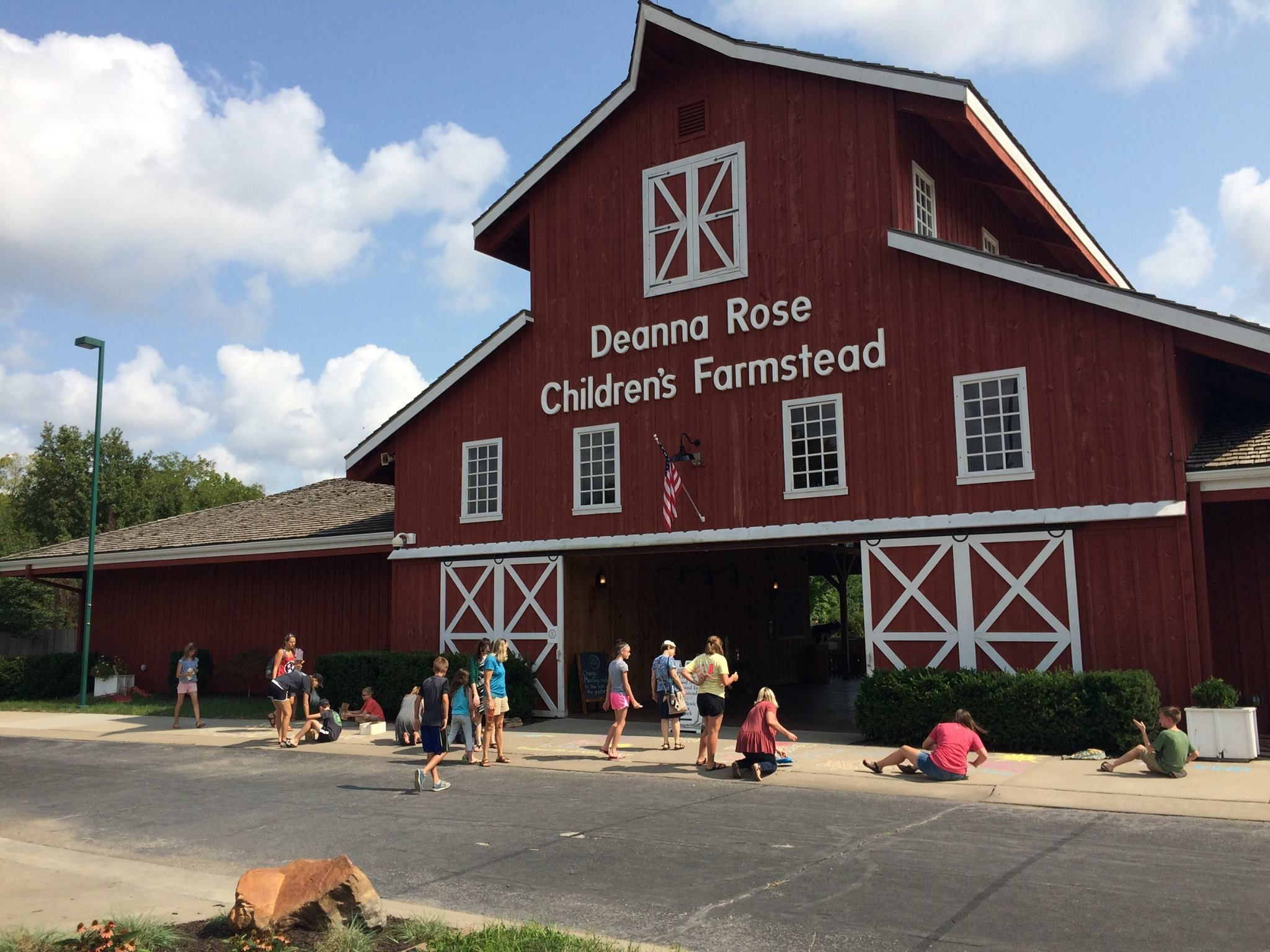 An Exciting Farm In Kansas Deanna Rose Children S Farmstead Will Take You Back In Time This Spring Kansas Farmstead Kansas Attractions