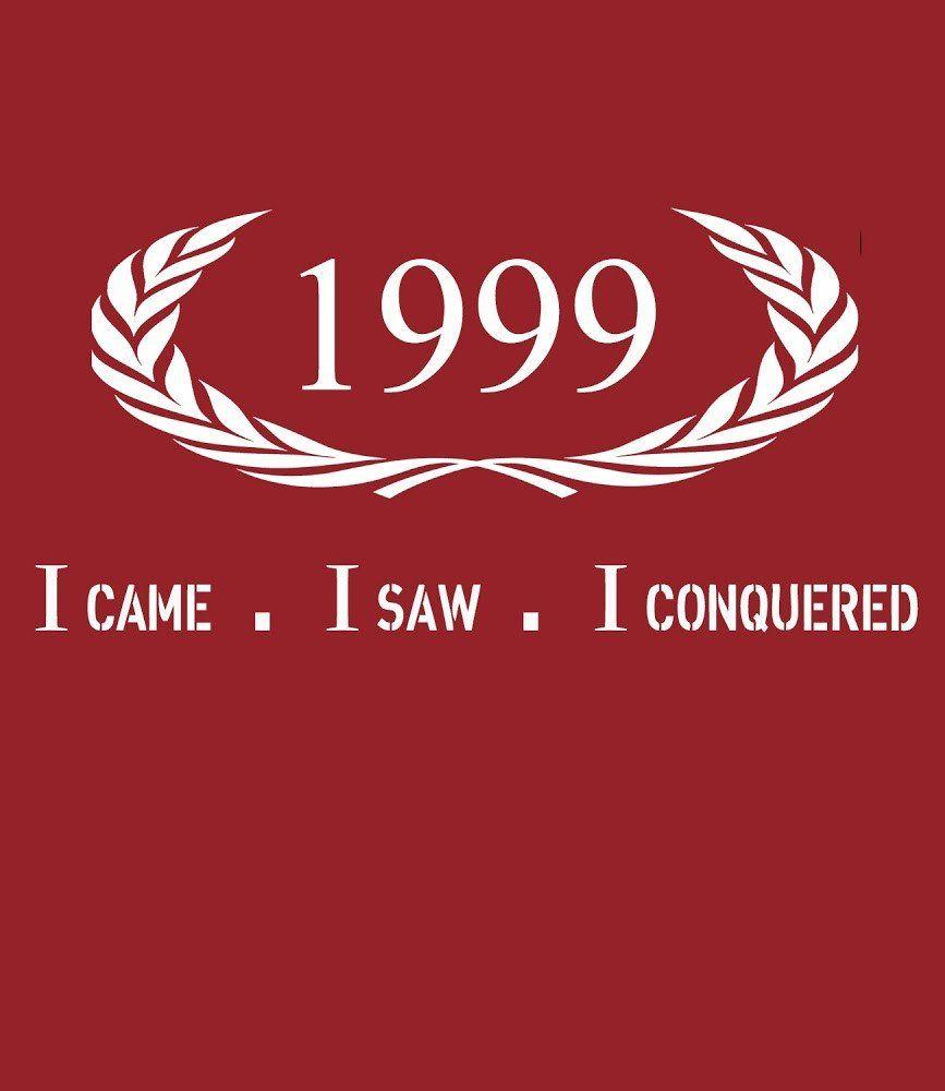Men's 18th Birthday T Shirt