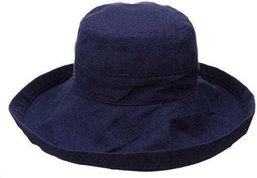 Scala Women S Cotton Big Brim Hat Coral One Size Amazon Co Uk Clothing Sun Hats For Women Sun Hats Cotton Hat