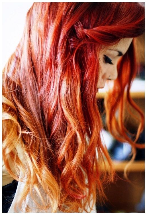 Crazy Hair Color Ideas | Ombre Hair Cool Coloring Bloom ...