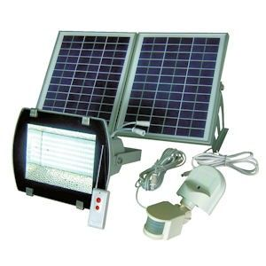 Commercial Grade Solar Flood Light 156 Leds With Remote Control And Infrared Motion Detector Solar Powered Flood Lights Solar Flood Lights Outdoor Flood Lights